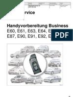 SBT 840104118 de Handyvorbereitung Business