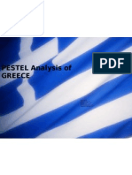 Pestle Analysis of Greece