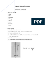 Copy of Laporan Ayunan Sederhana