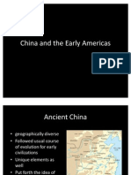 China and the Americas