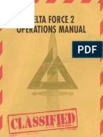 Delta Force 2 Manual