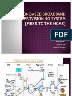 Ftth Designing Network Link