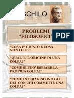 ESCHILO PRIMA PARTE