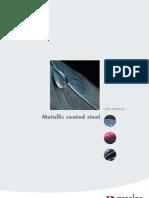 Metallic Coated Steel