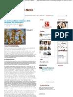 (As profecias Maias relativas a 2012 deveriam nos preocupar_ _ Bíblia Católica News)