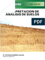 Interpretacion Analisis de Suelo