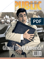 Republic Magazine - Issue 10 - Grand Theft America