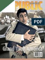 Republic Magazine - Issue 10 - Grand Theft America