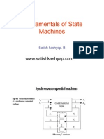 Lecture 2 - Types of State Machines - Design and Analysis