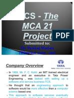 30f7TCS-MCA 21 Project New