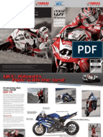 Yamaha R1 Service Manual 2007 | Throttle | Fuel Injection