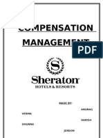 Project of Sheraton