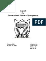 International Finance Management.doc
