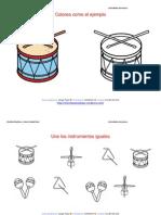 Actividades Para La Clase de Musica 1