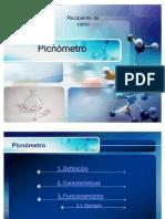 Picnómetro