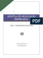 16831019 Apostila de Negociacao 2009