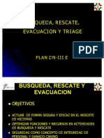 2 Busqueda, Rescate y Evacuacion