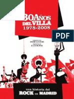 30 años del Villa - 1978-2008 - Una Historia del Rock en Madrid