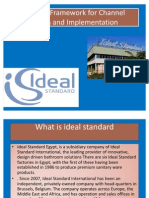 Ideal Standerd Present Ion