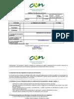 Syllabus Gestión por procesos 2012A
