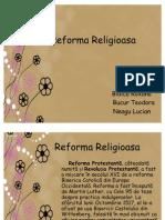 Reforma Religioasa