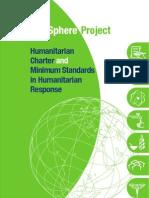 Sphere Handbook 2011