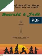 Emerald and Jade - Game Log