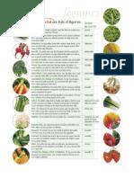 Guide d'achat des fruits et légumes du Québec