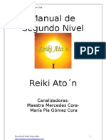 Manual de Reiki Aton 2
