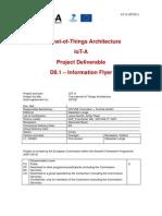 D8.1 Information Flyer