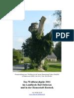 Weißstorch-Jahresbericht 2011 DBR/HRO