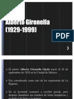 Exposicon Alberto Gironella