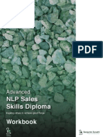 Advanced NLP Skills Workbook Benjamin Bonetti