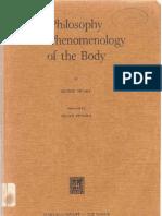 Michel Henry Philosophy and Phenomenology of Body (1965)