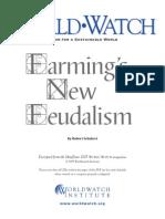 Farming's New Feudalism