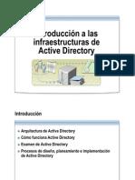 8.- Introduccion a Las Infraestructuras de Active Directory