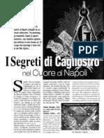 Cagliostro e La Massoneria