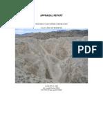 Western Utah Copper property appraisal Milford, Utah