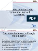 Bateria Canaima Educativo