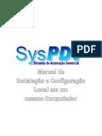 Manual de Instalação Syspdv Local