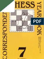 Correspondence Chess Yearbook - 7