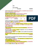 Analisis de figuras literarias en el texto La noche de los feos