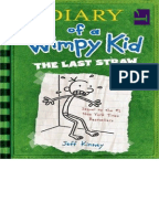 Diary Of A Wimpy Kid Cabin Fever Scribd