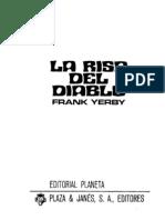 Yerby Frank - La Risa Del Diablo