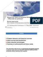 Almost 40years Airframe Noise Research
