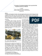 A. Lukin- Nano-Technologies for Prevention of Combustion Instability at the Large-Sized Solid Propulsion Systems Fire Utilization