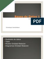 [BD1] 2. Modelado de Datos