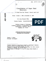 Wenbo Yang et al- Dynamic Consolidation of Super Hard Materials