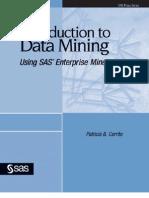 Data Mining SAS