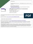 Cog-Neuroscience of Consciousness